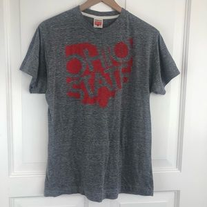 Homage Brand Ohio State T Shirt Sz L